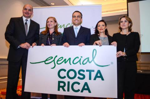 Costa Rica has launched its new visual identity.